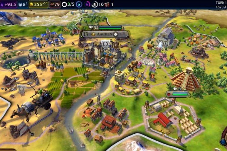 Sid Meier's Civilization VI (Switch)